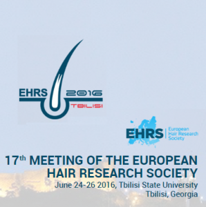 17th Meeting of the European Hair Research Society